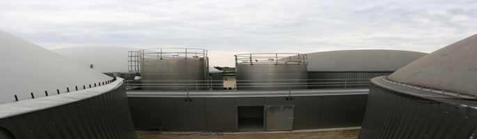 Diadem Construction - Water Tank